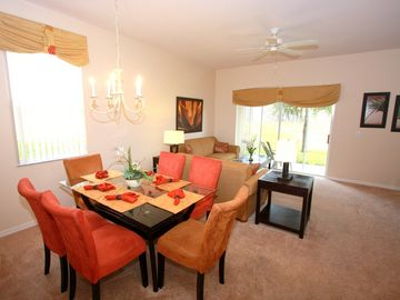 Upgraded 2012! This 4 Bed 3 Bed Townhome is perfect for your Reg - Upgraded 2012! This 4 Bed 3 Bed Townhome is perfect for your Regal Palms Vacation