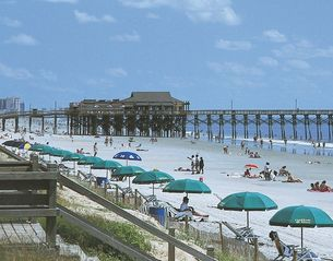 Sea Watch condo photo - Myrtle Beach Pier