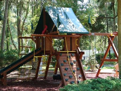 The kids will love this place . . . safe, secure and FUN!
