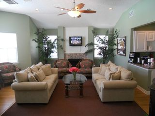 North Padre Island condo photo - Club House with business center and free coffee and tea