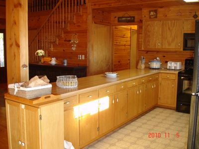 Fully Equipped Large Kitchen with New Appliances!
