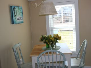Nags Head cottage photo - Dining area.