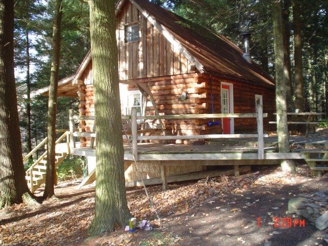 Charming Log Cabin W Jacuzzi Tub 35 Minutes From Cooperstown And Dreams Park