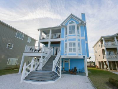 Eagle's Nest @ Beachside - Updated and upgraded inside/out! New extended sundeck