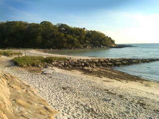 Falmouth estate photo - Woodneck beach is the closest beach to the house, approximately half a mile.