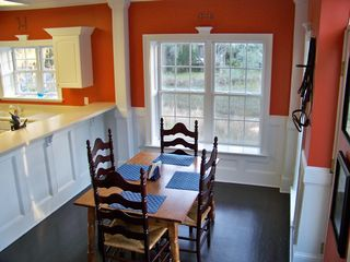 Seabrook Island house photo - Eat-in kitchen - newly decorated!