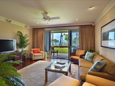 Ocean View Living Room