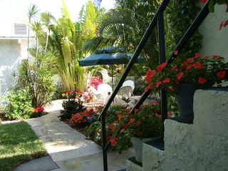 West Palm Beach cottage photo - Patio Area