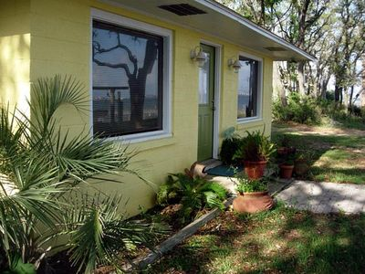 Gulf Shores cottage rental - One of Little Lagoon's original cottages