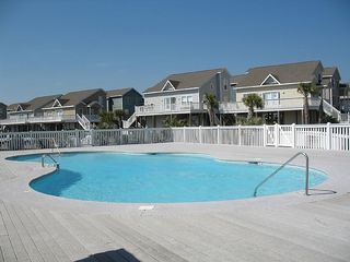 Ocean Isle Beach cottage photo - Island Park pool #2