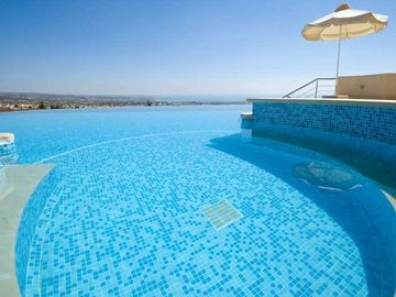 Amazing Views from Pool Area