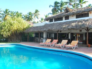 Las Terrenas villa photo - Pool Area