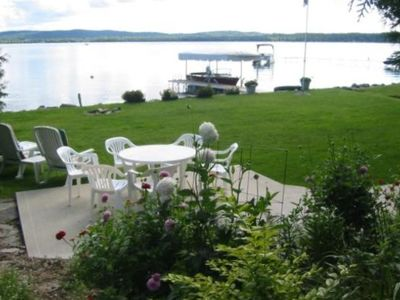 Oden house rental - Lake View