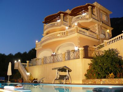 Corfu City villa rental - Villa Panoramic (outside)