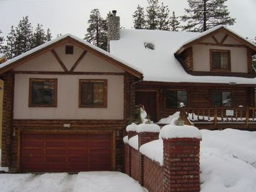 Bear Meadows cabin rental - Front View