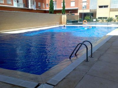 Madrid Center apartment rental - Swimming pool
