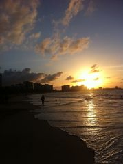 Isla Verde apartment photo - Isla Verde Beach Sunset