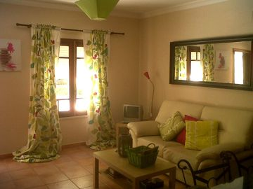 Tavira Town house rental - Lounge