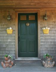 Surfside Nantucket house photo - Front Entrance
