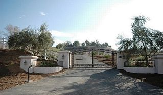 San Diego estate photo - Private and spacious 5 acre wine country estate.
