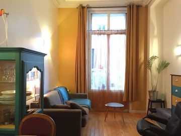 Nice accommodation in the heart of Le Marais