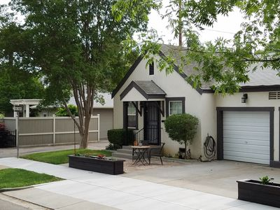 Enjoy This Cute Cottage In The Heart Of Downtown Lodi!
