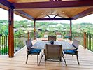 Patio/Deck - The brand new deck has ceiling fans and lighting to enjoy the outdoors day and night!