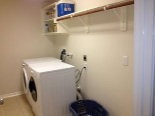 Houston house photo - Laundry room