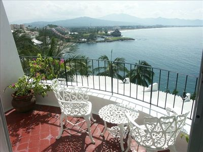 Manzanillo condo rental - Views from Dolphin Cove Studio Beach Rental, Manzanillo