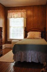 Lake George house photo - Main house with single bed + 1 other bedroom like this