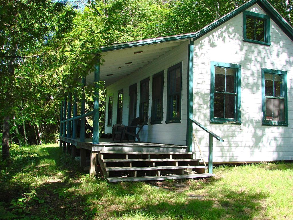 Rustic Lakefront Cabin On Lower Wilson Pond Vrbo