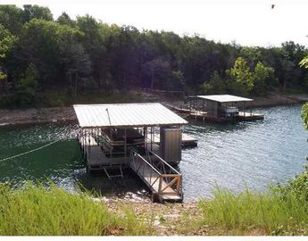 Garfield house rental - Private Dock for Fishing and Swimming