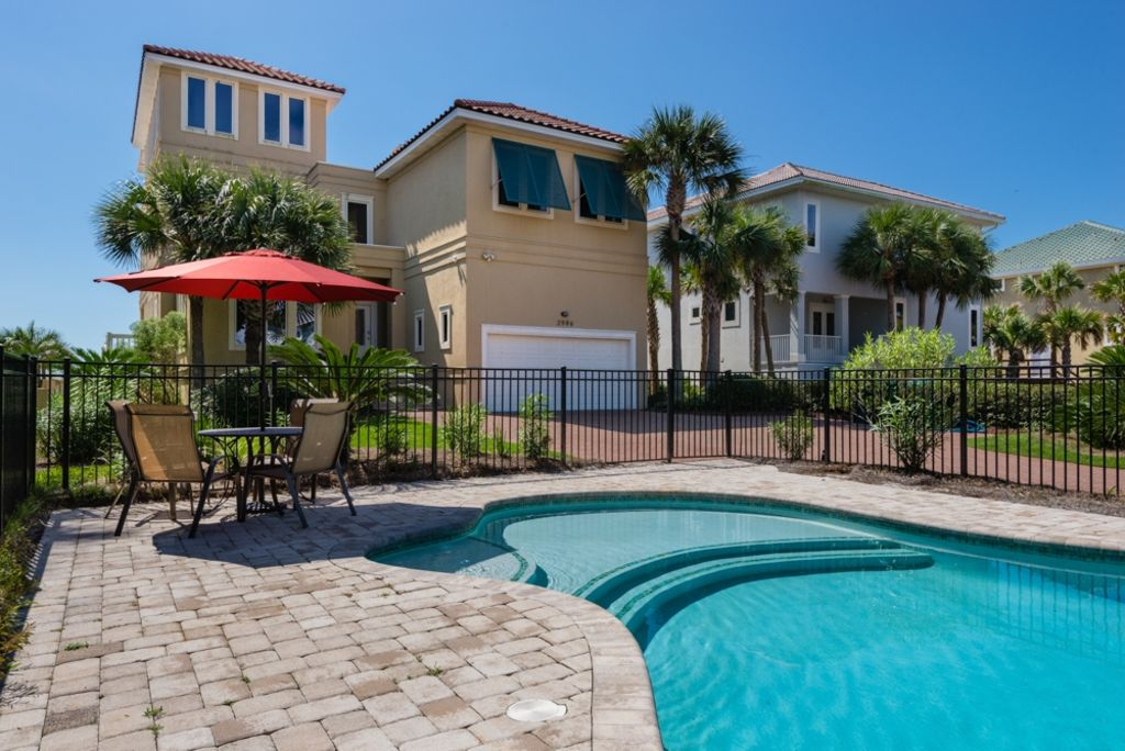 Serenity Shores Gulf Front Home Free Vrbo