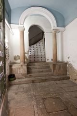 El Raval apartment photo - The Original Entrance of the Building's Common Parts.