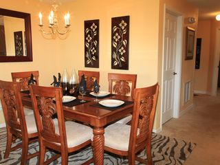 Club Cortile townhome photo - Dinning Room