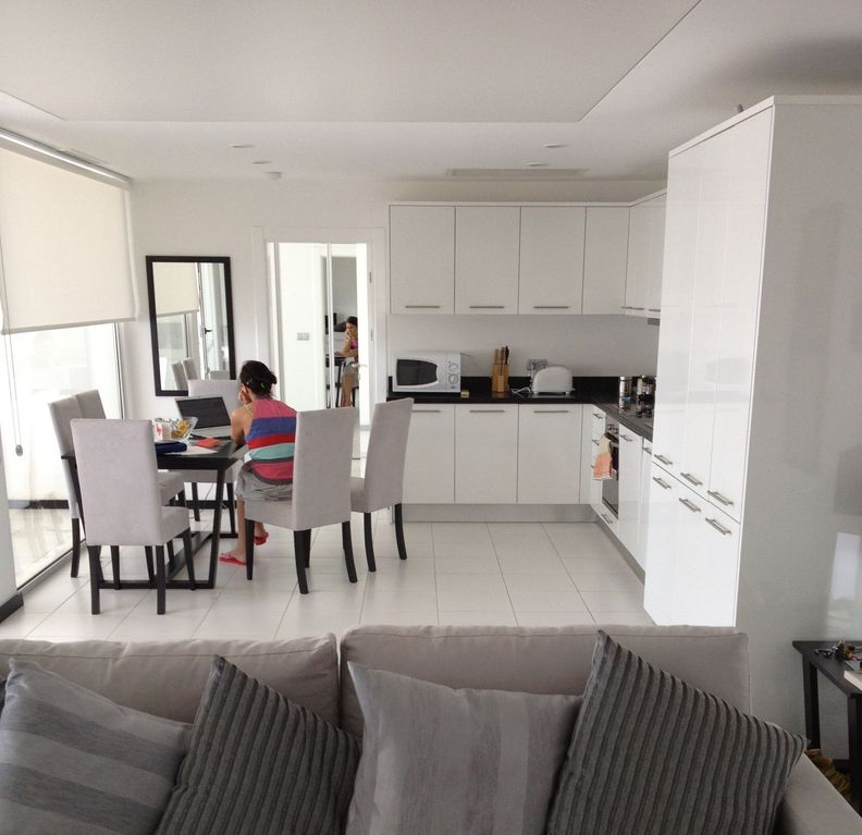 Bodrum apartment rental - The apartment