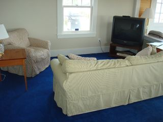 Kennebunk Beach house photo - Living Room Area