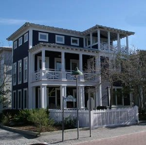 Serenity Now - Exterior - Cottage Rental Agency Seaside, Florida