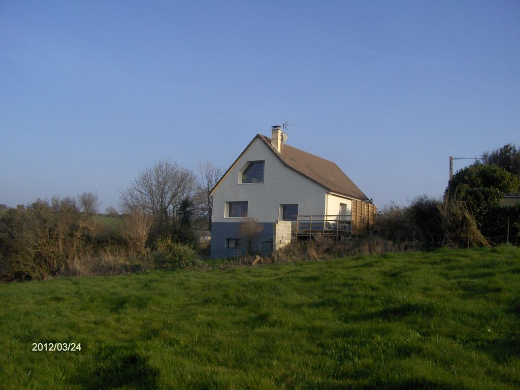 Holiday house 241570, Cosqueville, Basse-Normandie