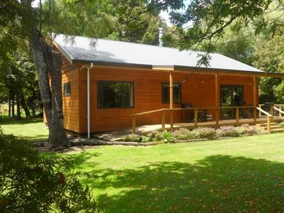 Stunning self contained cottage in Bulls