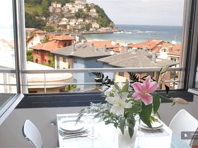 """Friendly Rentals The Chillida Apartment in San Sebastian - Click on the """"Book Now"""" button to calculate the exact price."""