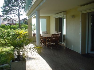 T3- DRC 58m2 with 18m2 terrace nearest beach