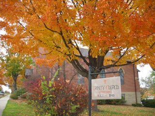 New Glarus house photo - Mineral Point in Autumn, 45 minutes drive