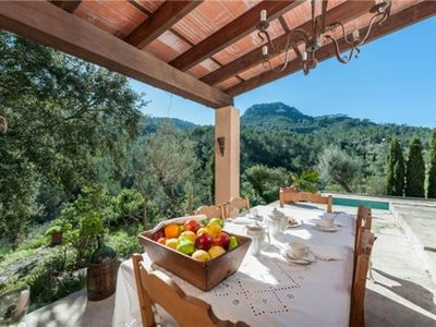 Holiday house for 6 persons, with swimming pool, in Puigpunyent