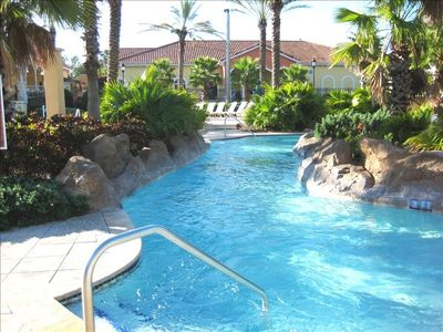 Regal Palms Lazy River