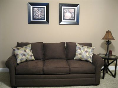 New Family room furniture