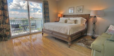 PTI405 - Water Views Galore at 2BR Spacious Condo in Popular Treasure Island!