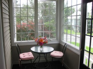 Lenox townhome photo - Sun Porch