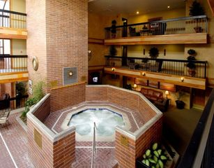 Park City condo photo - Hot Tub at the Park Plaza