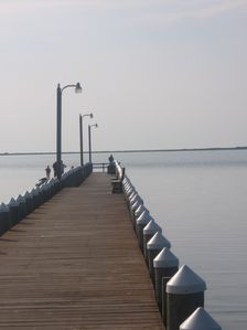 1000ft+ Fishing and Crabbing Pier with Kayak Slip